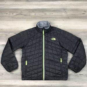 The North Face Boys' Thermoball Full Zip Jacket Sm